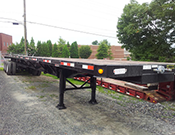 Manac Extendable Stretch Trailer