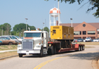Yarbrough Transfer Trucks at work 01