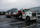 Yarbrough Transfer Trucks at work 17